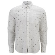 Wood Wood Men's Timothy Shirt - White