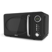 Akai Digital Microwave - Black (700w)