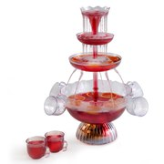 Elgento Illuminating Cocktail Fountain