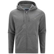 Paul Smith Men's Zipped Hoody - Grey