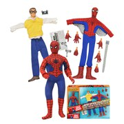 Marvel Retro Action Figure Spider-Man Limited Edition Collector Set 20cm