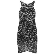 Finders Keepers Women's Strangers in Paradise Dress - Dark Leopard