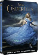 Cinderella - Zavvi Exclusive Limited Edition Steelbook