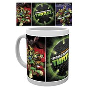 Teenage Mutant Ninja Turtles Grid - Mug