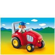 Playmobil 1.2.3 Tractor (6794)