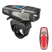 Niterider Lumina 600 OLED/Saber 35 Front and Rear Light