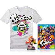 Splatoon + Inkling Girl amiibo Pack (S)