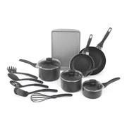 Prestige 11 Piece Non-Stick Aluminium Cookware Set