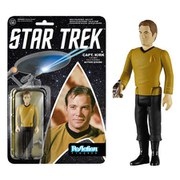 ReAction Star Trek Captain Kirk 3 3/4 Inch Action Figure
