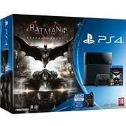 Sony PlayStation 4 500GB Console - Includes Batman Arkham Knight