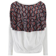 Vivienne Westwood Anglomania Women's Pack Top - White