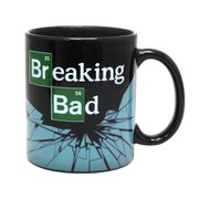 Breaking Bad Heat Change Logo Mug