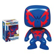 Marvel Spider-Man 2099 Exclusive Pop! Vinyl Bobble Head Figure
