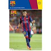 Barcelona Neymar 14-15 - 10 Inch x 8 Inch Bagged Photographic
