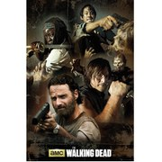 The Walking Dead Collage - Maxi Poster - 61 x 91.5cm