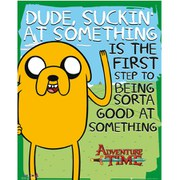 Adventure Time Suckin - Mini Poster - 40 x 50cm