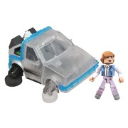 Diamond Select Back to the Future II Hover Time Machine Minimates Action Figure