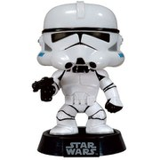 Star Wars Clone Trooper Black Box Re-issue Pop! Vinyl Figure
