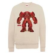 Marvel Avengers Age of Ultron Hulkbuster X-Ray Sweatshirt - Beige