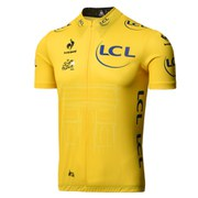 Le Coq Sportif Children's Tour de France 2015 Leaders Official Jersey - Yellow