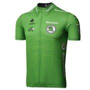 Le Coq Sportif Tour de France 2015 Sprinters Official Jersey - Green