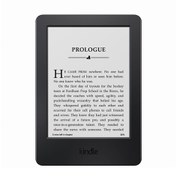 Kindle 6 Inch Glare-Free Touchscreen Display with Wi-Fi and Exclusive Kindle Software