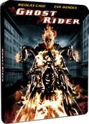 El Motorista Fantasma - Steelbook Exclusivo de Edición Limitada