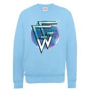 Marvel Guardians of the Galaxy Logo Sweatshirt - Sky