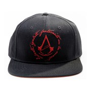 Assassin's Creed Unity Freedom, Equality and Brotherhood or Death Crest Logo Snapback Baseball Cap