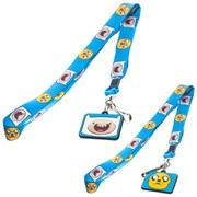 Adventure Time Finn and Jake Bi-Fold Wallet