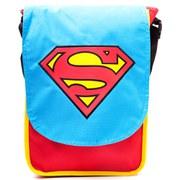 DC Comics Superman Classic Logo Messenger Bag