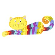 Orange Tree Toys Alphabet Cat Puzzle