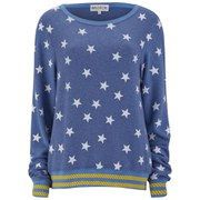 Wildfox Women's Starry Sailor Baggy Beach Jumper - East Hampton