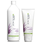 Matrix Biolage HydraSource Shampoo and Conditioner (1000ml and 200ml)