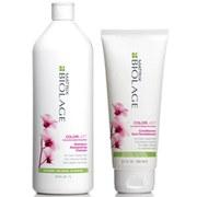 Matrix Biolage ColorLast Shampoo and Conditioner (1000ml and 200ml)