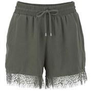 ONLY Women's Miminda Shorts - Gunmetal