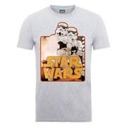 Star Wars Men's Stormtroopers T-Shirt - Navy