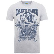 Star Wars Men's Darth Vader Join The Darkside T-Shirt - Heather Grey