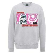Star Wars Imperial Stormtrooper Sweatshirt - Heather Grey