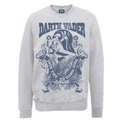 Star Wars Darth Vader Join The Darkside Sweatshirt - Heather Grey