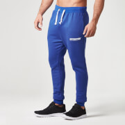 Myprotein Herren hautenge Jogginghose - Blau