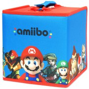 amiibo 8 Figure Travel Case (Mario & Friends)