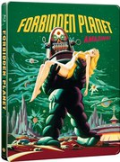 Forbidden Planet - Limited Edition Steelbook