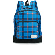 Marc by Marc Jacobs Men's Printed Thomas Plaid Ultimate Directoire Backpack - Blue/Multi