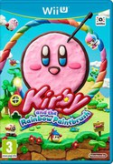 Kirby and the Rainbow Paintbrush - Digital Download