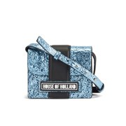 House of Holland Women's Cuki Pack Mini Lady H Bag - Blue