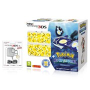 New Nintendo 3DS + Pokémon Alpha Sapphire Pack