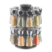 Cole & Mason Hudson Herb and Spice Carousel (20 Jar)