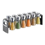 Cole & Mason Spice Rack (12 Jar)