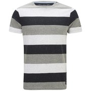 Jack & Jones Men's Core Ken Crew Neck T-Shirt - White